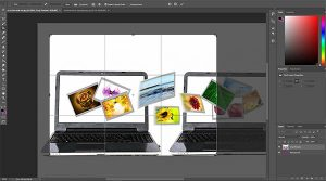 website photo editing and compression